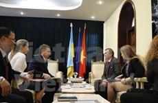 Les députés ukrainiens soutiennent le renforcement de la coopération avec le Vietnam