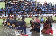 Le Vietnam à la Fête de la Francophonie 2015 au Mozambique