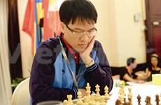 Echecs: Lê Quang Liêm vers les Championnats du monde