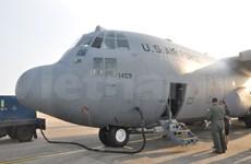 Echange professionnel entre l'US Air Force et l'armée aérienne vietnamienne