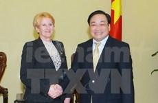 Vietnam - Slovaquie : vers une coopération bilatérale plus étroite
