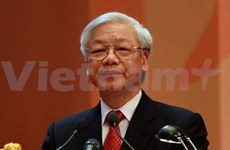 Le secrétaire général du PCV quitte Pékin pour le Yunnan