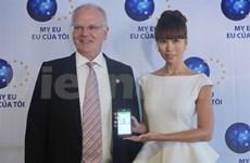 Une visite guidée en Europe sur les terminaux mobiles