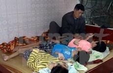 Les victimes vietnamiennes et américaines de l'agent orange partagent leurs douleurs