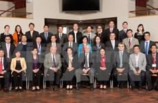 La vice-présidente de l'AN Nguyen Thi Kim Ngan termine sa visite aux Etats-Unis