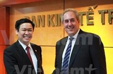 Le PM reçoit Michael Froman, représentant américain au Commerce