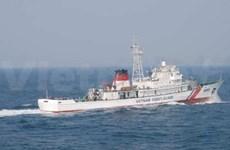 Patrouille commune entre les garde-côtes Vietnam-Chine