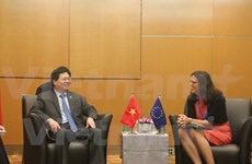 Le Vietnam et l'UE promeuvent les négociations de leur ALE