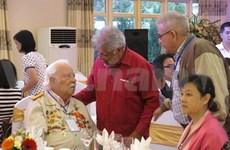 Rencontre d'amis internationaux à Hanoi, 40 ans après