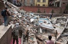 Séisme : le Vietnam aux côtés des victimes au Népal