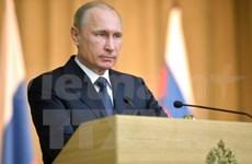 Félicitations russes pour la Victoire du 30 avril du Vietnam