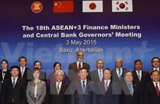 Les ministres des Finances de l'ASEAN + 3 s'engagent à renforcer l'économie régionale