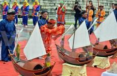 Quang Ngai: Cérémonie en mémoire de la Flottille de Hoang Sa