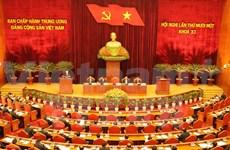 Ouverture du 11e Plénum du CC du PCV du 11e mandat