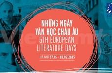 Bientôt les 5e Journées de la Littérature européenne à Hanoi