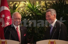 La coopération Singapour-Malaisie fait d'importants progrès
