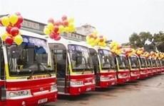 Le Vietnam privilégie le développement du transport public en bus