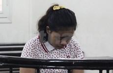 Une Indonésienne condamnée à perpétuité pour transport de drogue