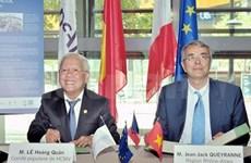 Succès de la coopération entre HCM-Ville et la région Rhône-Alpes