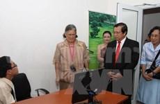 Inauguration du Centre d'études sur la Thaïlande à Ho Chi Minh-Ville
