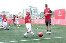 Nouvelle académie de football de JMG à Hô Chi Minh-Ville
