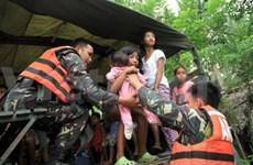 Philippines : 2.000 évacués à l'approche du typhon Noul