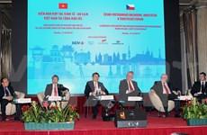 Promotion de la coopération économique Vietnam-R. tchèque-Slovaquie