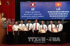 Distinctions honorifiques du Laos pour six collectifs de Son La