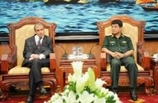 Renforcement de la coopération Vietnam-France dans la défense