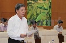 Discussions du projet de loi sur la météorologie et l'hydrologie