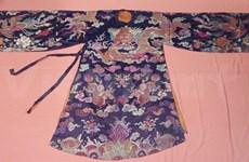 Une collection originale de costumes royaux de la dernière dynastie impériale vietnamienne