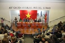 Séminaire sur le Président Ho Chi Minh en Argentine