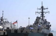 Une délégation de l'Université américaine de la Marine en visite au Vietnam