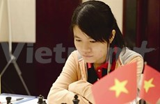 Pham Lê Thao Nguyên, grande dame des échecs