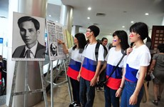 Programme d'échanges culturels Vietnam-Russie à Da Nang