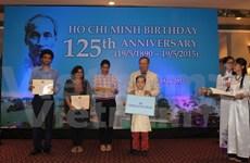L'anniversaire du Président Hô Chi Minh fêté en Inde et en Afrique du Sud