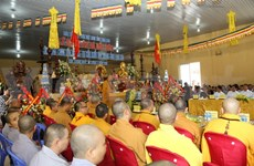 Lang Son débute la construction de la pagode de Tan Thanh