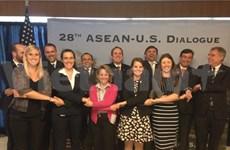 Les Etats-Unis et l'ASEAN promeuvent leurs relations