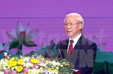 Célébration de l'anniversaire du Président Hô Chi Minh à Hanoi