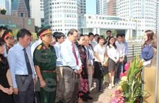 Célébrations de l'anniversaire de naissance du Président Ho Chi Minh à l'étranger