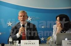 Un colloque sur la Mer Orientale à Bruxelles