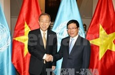 La Maison verte commune de l'ONU ouvre ses portes à Hanoi