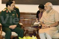 Vietnam-Inde : vision commune des relations dans la défense