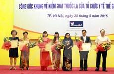Pour un Vietnam sans tabac
