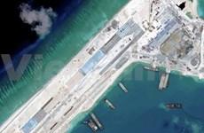 Les USA appellent la Chine à arrêter ses constructions d'îles