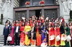 La délégation vietnamienne impressionne à la fête des ethnies à Prague