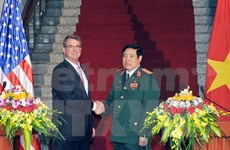 Vietnam-Etats-Unis: promotion de la coopération dans la défense