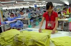 Forte croissance des exportations du textile et des chaussures
