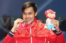 Les premières médailles d'or du Vietnam aux 28es SEA Games