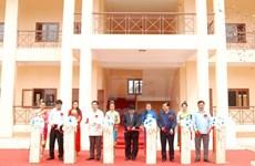 Laos: inauguration d'un centre d'enseignement de la langue vietnamienne